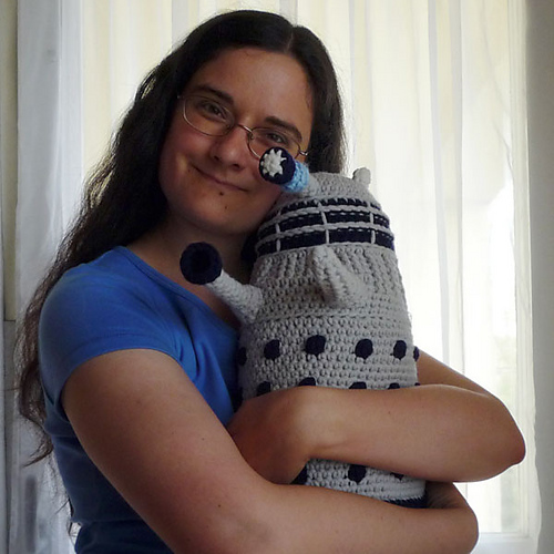 Teddy sized Dalek