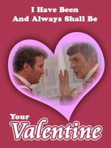 Star Trek Valentine from HowtoGeek.com